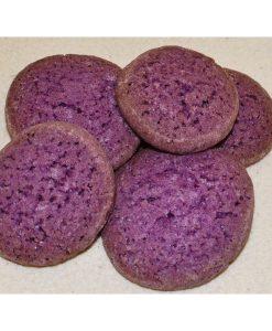 Sablés à la violette