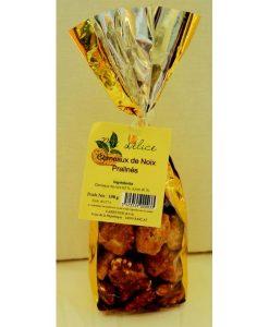 Cerneaux de noix grillés pralinés