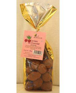 Cerises au chocolat