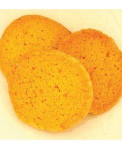 Sablés pépites d'Orange