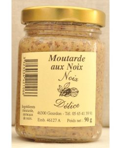 Moutarde de Noisettes