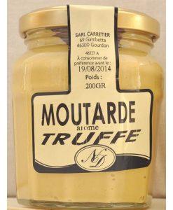 Moutarde aromatisé Truffe