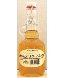 Huile de Noix bouteille 25cl