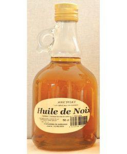 Huile de Noix bouteille 50cl