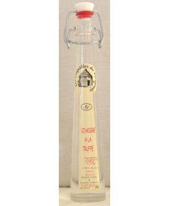 Vinaigre à la Truffe bouteille 4cl