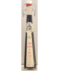 Vinaigre Balsamique de modem à la Truffe bouteille 4cl